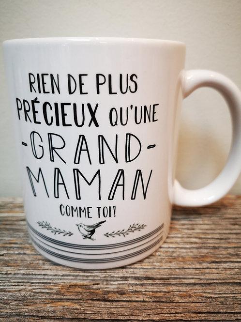 Tasse ''Grand-maman''