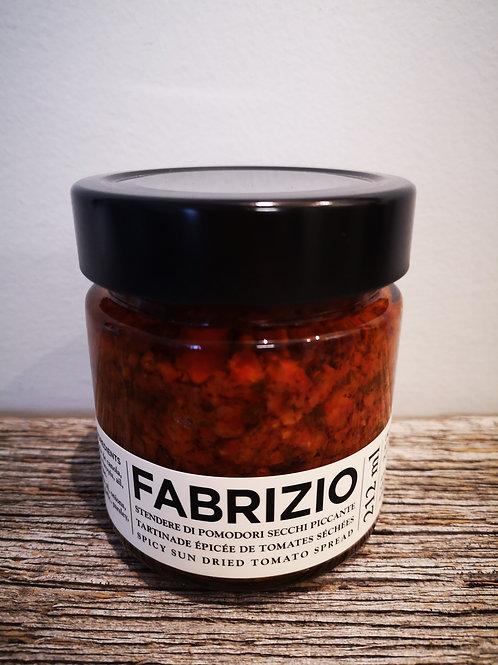 Tartinade épicée de tomates séchées