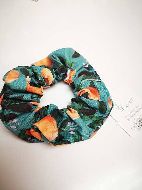 Chouchou Pastel orange