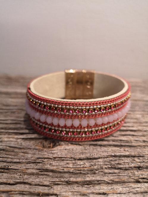 Bracelet Nomaad rose