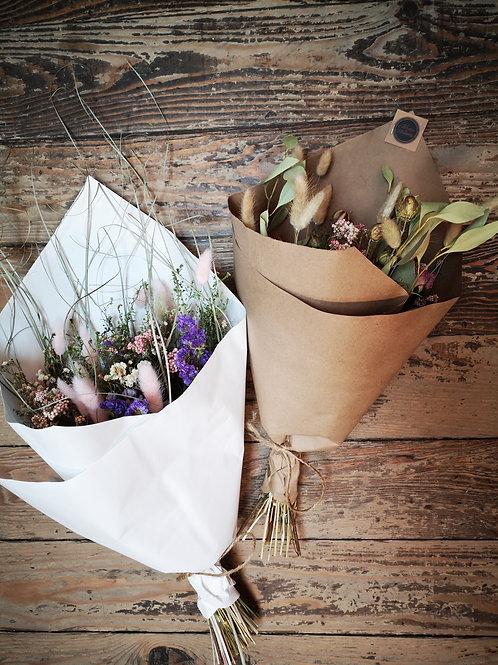 Bouquet de fleurs séchées - Grand