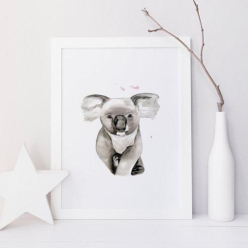 Affiche koala