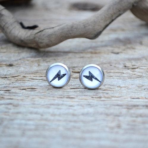 Boucles d'oreilles Éclairs