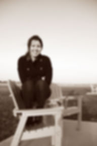 Christne Caccipuoti (Black and White)