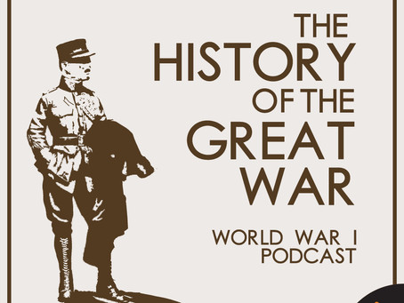#PodcastingHistory 5: A Re-examination of Cavalry in the First World War