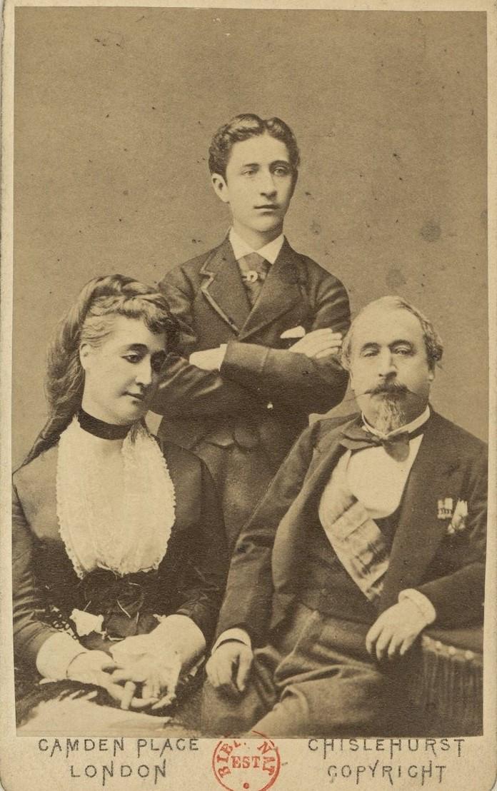 The Imperial Family, via Bibliothèque nationale de France