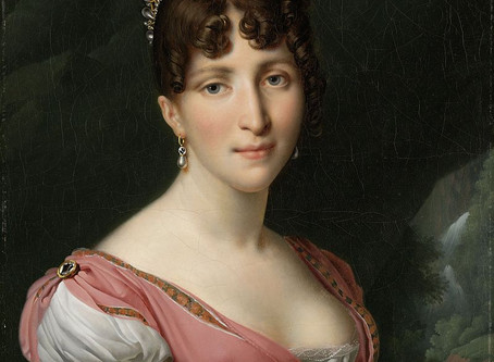 The Wisdom of Hortense, Queen of Holland
