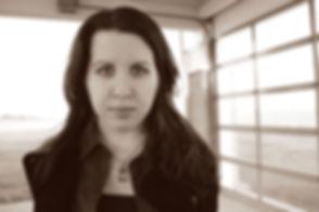 Christine Caccipuoti (Black and White)