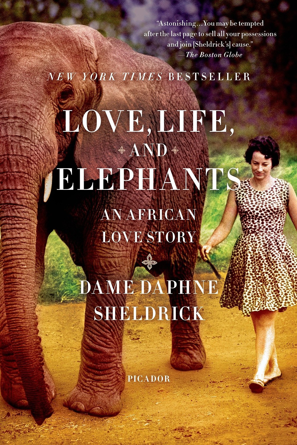 Love, Life, and Elephants by Dame Daphne Sheldrick