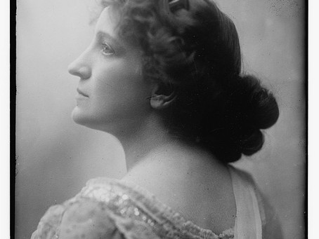Jessie Bonstelle and the State of Theater in 1931