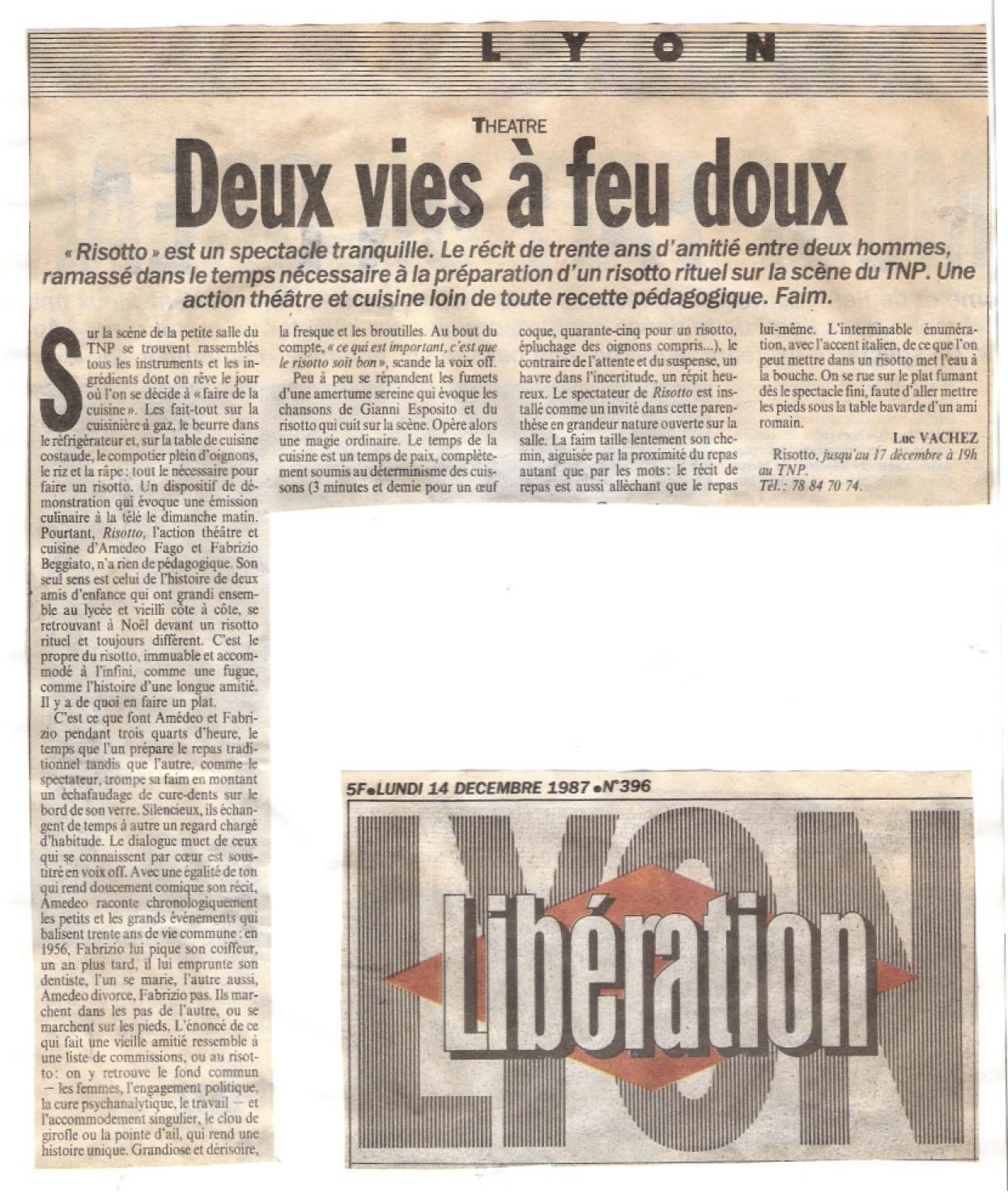 Lyon Liberation