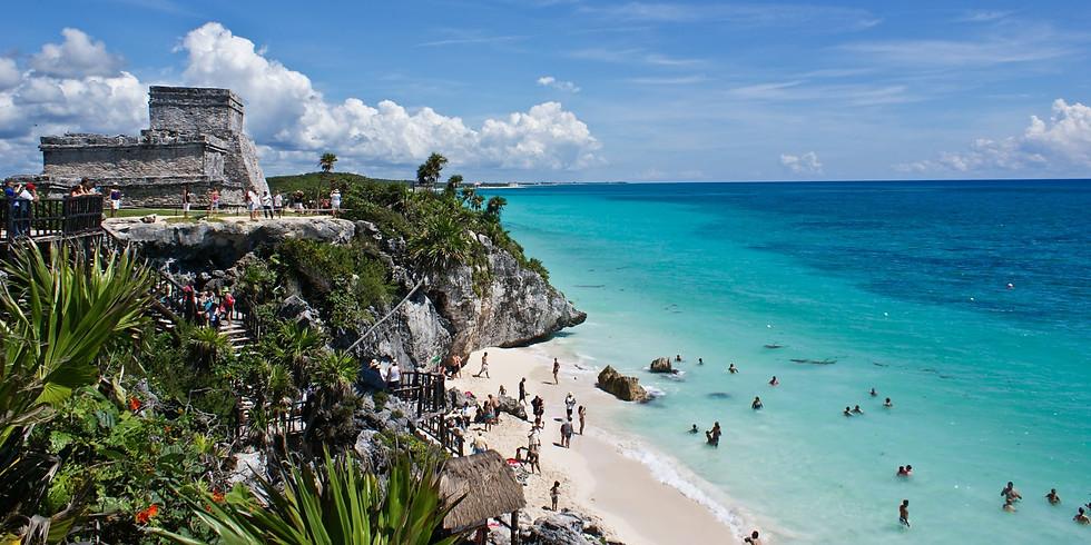 🚌 Tour 4x1 Tulum y Cenotes