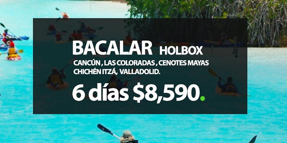 ⛱ 6 días en el Mundo Maya.