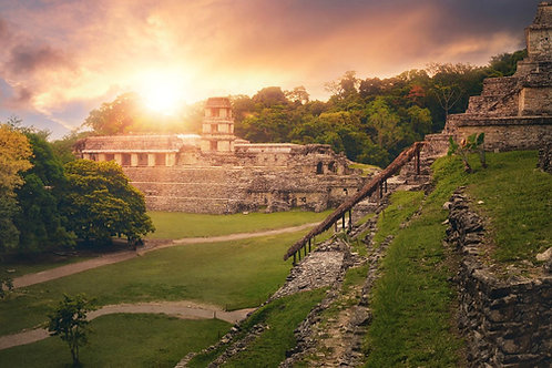 Chiapas Maravilloso 5 días ⛺