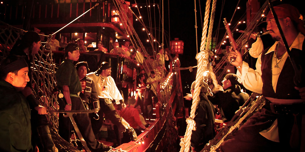 💣 Tour noche pirata