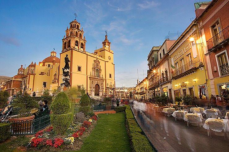 Guanajuato | México Viajes
