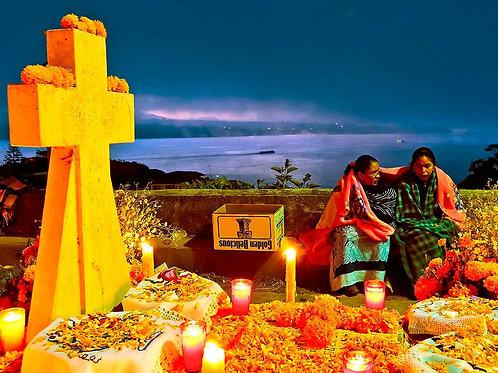 Noche de Muertos en Michoacán 💀