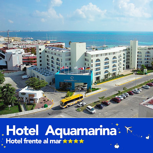 Hotel Aquamarina Cancún