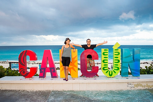 🌴Cancún + 3 tours