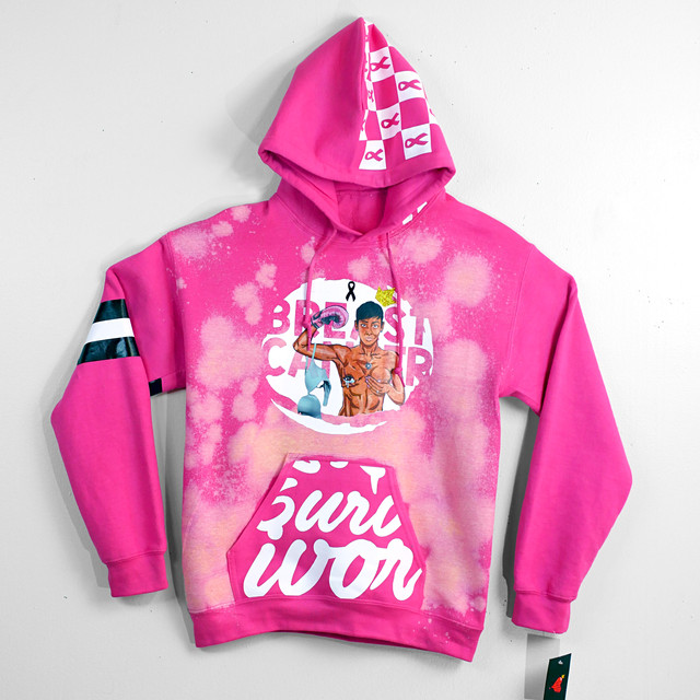Breast Cancer Awareness x iAmLilMike Hoo