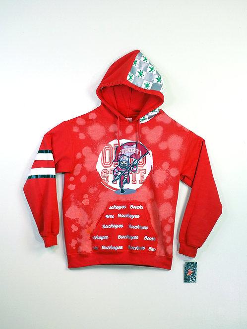 Ohio State Buckeyes Red Hoodie