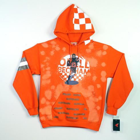 Cleveland Browns x iAmLilMike Orange Hoo