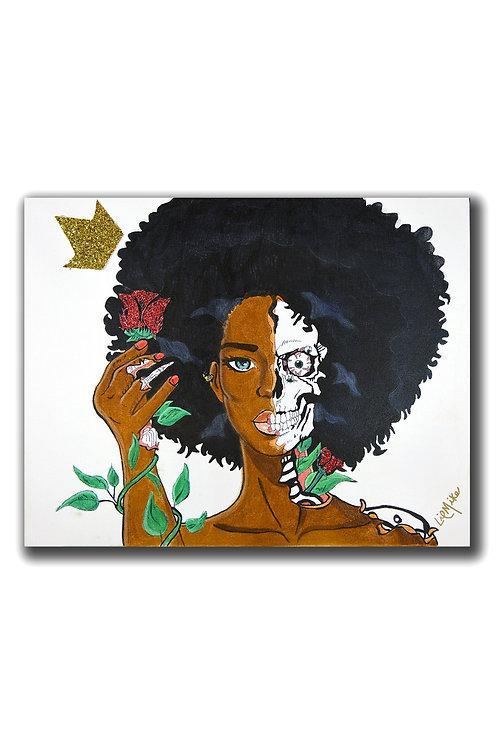 Inner Beauty Canvas Print