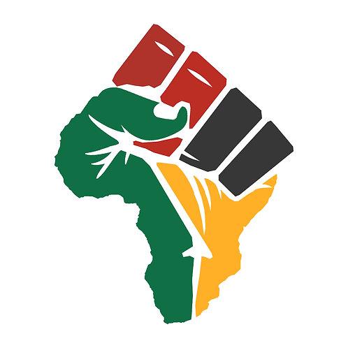 Africa Fist hat