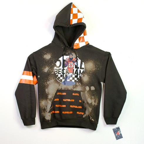 Cleveland Browns x iAmLilMike Brown Hood