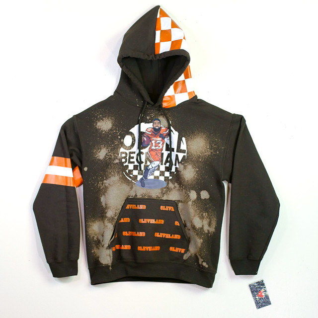 Cleveland Browns x iAmLilMike Brown Hood