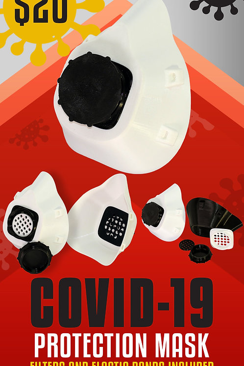 COVID-19 Protection Mask