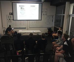 Shark Tank education sessions