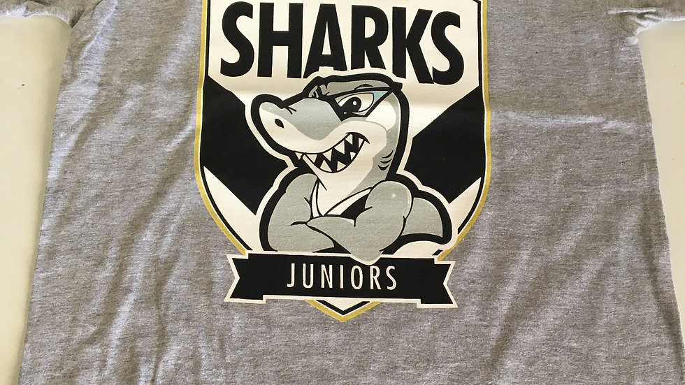 T-Shirts - Old School Mr Sharky