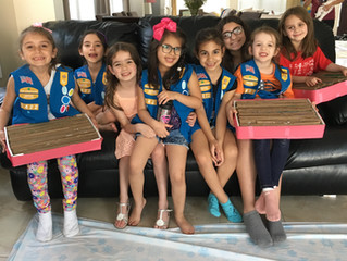 Girl Scouts Troop 5422