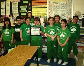 ST. Patrick's School Donations!