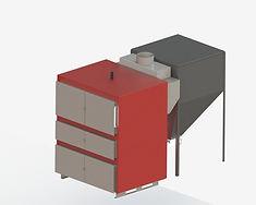 Автоматический котел Vulkan Eko-Max