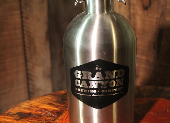 Stainless Steel 64oz Camping Growler