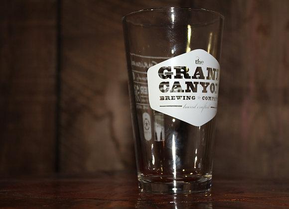 Grand Canyon Pint Glass