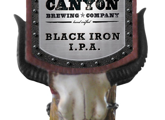 Grand Canyon Brewing Tap Handle