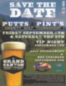 Golf Tournament Save the Date 2020-01-01