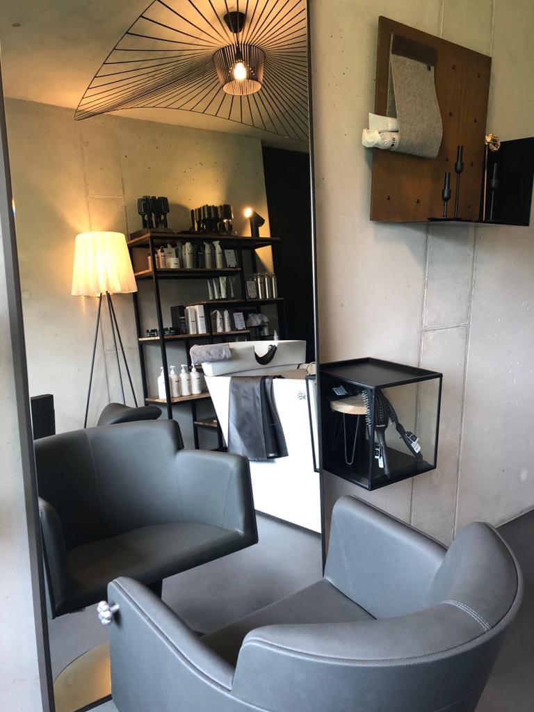 Salon stoel