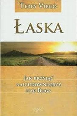 Łaska - Terry Virgo- polish book