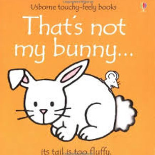 That's not my bunny- children book