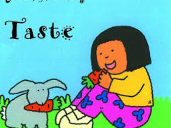 God gave meTaste-children book