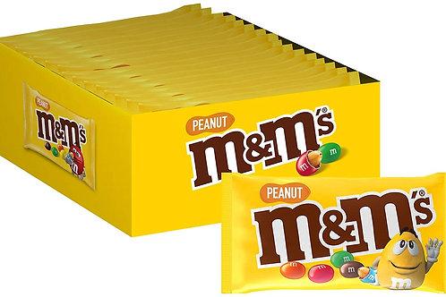 M&m's Peanut 20 x 45g (20 pack)