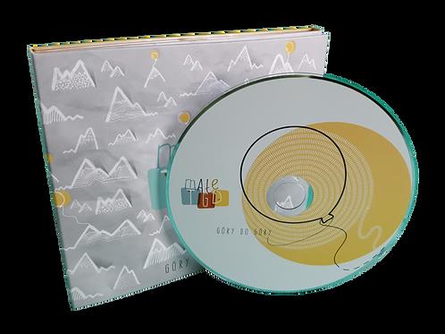 Małe TGD CD- polish christian music for children