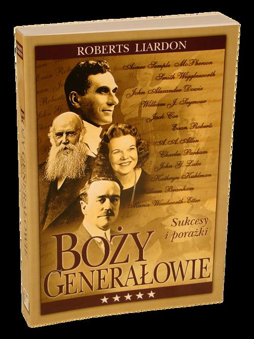 Boży Generałowie- polish book