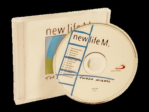 New life M- polish worship music CD