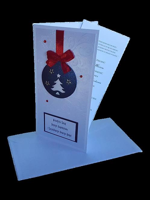 Kartka Bożonarodzeniowa 2