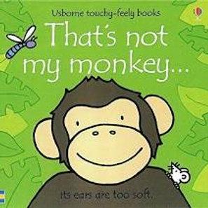 That's not my monkey- children book